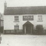 Bell Inn Setch Ales c1920