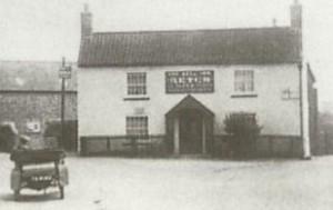 Bell Inn Setch Ales c1920
