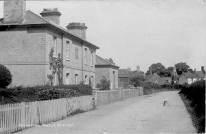 Grimston Police Stn 1910